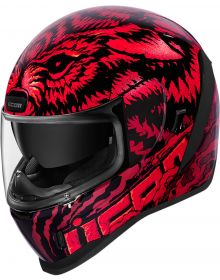 Icon Airform Helmet Lycan Red