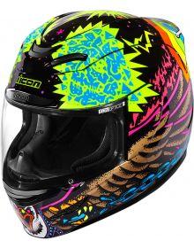 Icon Airmada Helmet TL Black