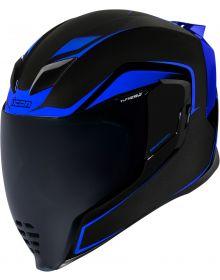 Icon Airflite Helmet Crosslink Blue