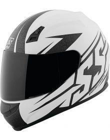 Speed and Strength SS700 Hammer Down Helmet Matte White