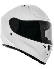 Speed and Strength SS2100 Solid Speed Helmet Matte White