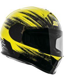 Speed and Strength SS900 Evader Helmet Hi-Vis Yellow
