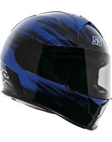 Speed and Strength SS900 Evader Helmet Blue