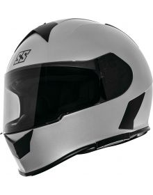 Speed and Strength SS900 Solid Speed Helmet Matte Silver