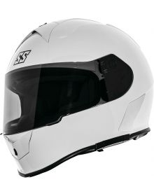Speed and Strength SS900 Solid Speed Helmet White