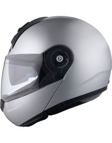 Schuberth C3 Pro Modular Helmet Silver