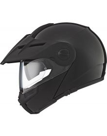 Schuberth E1 Adventure Modular Helmet Glossy Black