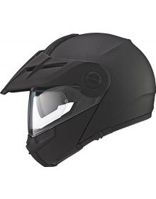 Schuberth E1 Adventure Modular Helmet Matte Black