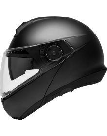 Schuberth C4 Modular Helmet Matte Black