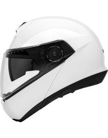 Schuberth C4 Modular Helmet White