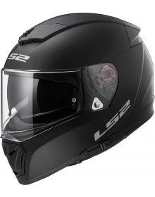 LS2 Helmets Breaker Helmet Solid Matte Black