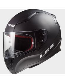 LS2 Helmets Rapid Helmet Matte Black