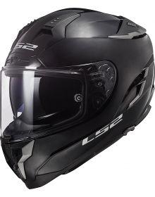 LS2 Helmets Challenger GT Helmet Gloss Black