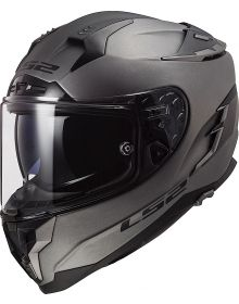 LS2 Helmets Challenger GT Helmet Matte Titanium