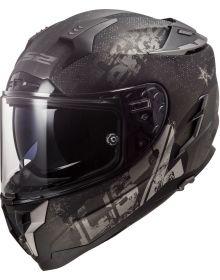 LS2 Helmets Challenger GT Helmet Flex Matte Black