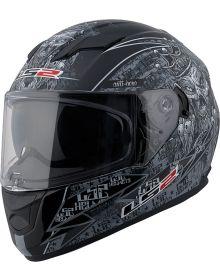 LS2 Helmets Stream Anti-Hero 2.0 Helmet Matte Black