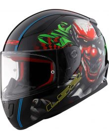LS2 Helmets Rapid Helmet Hong Jin Clown