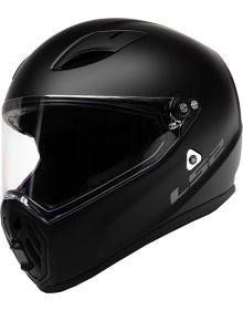 LS2 Street Fighter Helmet Matte Black