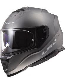 LS2 Assault Helmet Matte Titanium