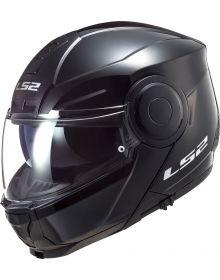 LS2 Horizon Modular Helmet Gloss Black