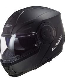 LS2 Horizon Modular Helmet Matte Black