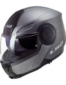 LS2 Horizon Modular Helmet Matte Titanium