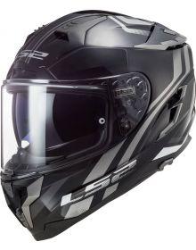 LS2 Challenger GT Propeller Helmet Black/Titanium