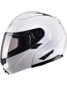 Gmax GM64 Helmet Pearl White