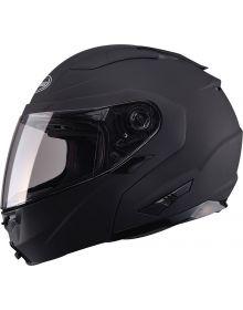 Gmax GM64 Helmet Flat Black