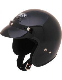 Gmax GM2 Youth Helmet Black