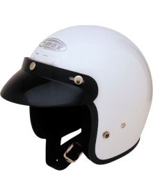 Gmax GM2 Youth Helmet White