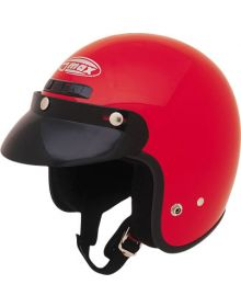 Gmax GM2 Youth Helmet Red