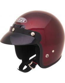 Gmax GM2 Youth Helmet Wine