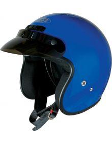 Gmax GM2 Youth Helmet Blue