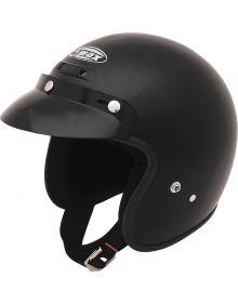 Gmax GM2 Youth Helmet Flat Black