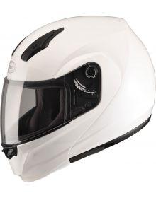 Gmax MD04 Modular Street Helmet Pearl White