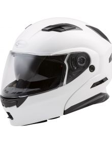 GMax MD-01 Modular Helmet Pearl White