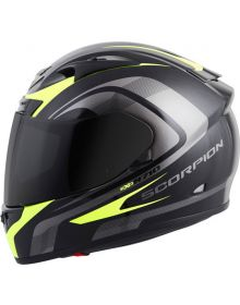 Scorpion EXO-R710 Helmet Focus Neon