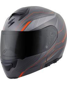 Scorpion EXO-GT-3000 Helmet Sync Matte Phantom/Orange