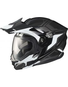 Scorpion EXO-AT950 Helmet White
