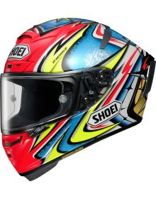 Shoei X-14 Helmet Daijiro TC-1