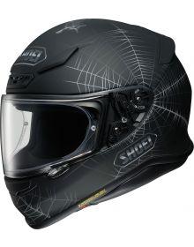 Shoei RF-1200 Dystopia Helmet Matte Black