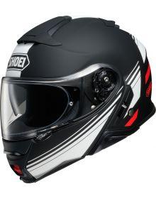 Shoei Neotec II Separator Helmet Black/White/Red