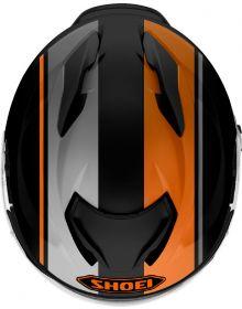 Shoei GT-Air II Panorama Helmet Orange/Black