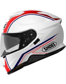 Shoei Gt-Air II Panorama Helmet White/Blue/Red