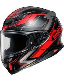 Shoei RF-1400 Prologue Helmet Red/Black