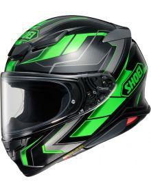 Shoei RF-1400 Prologue Helmet Green/Black
