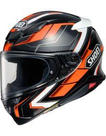 Shoei RF-1400 Prologue Helmet Black/Orange/White