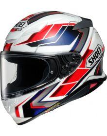 Shoei RF-1400 Prologue Helmet White/Red/Blue