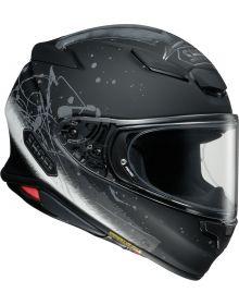 Shoei RF-1400 Faust Helmet Matte Black